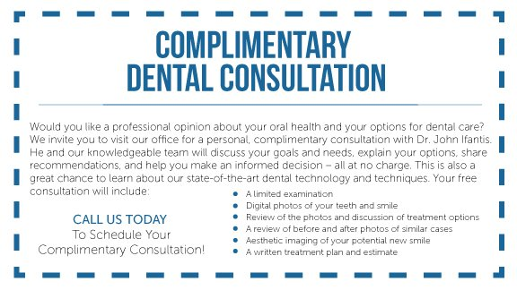 complimentary dental consultation coupon