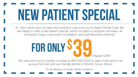 new patient special coupon